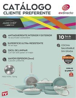 Ofertas de Tiendas Departamentales en el catálogo de CV Directo ( 7 días más)