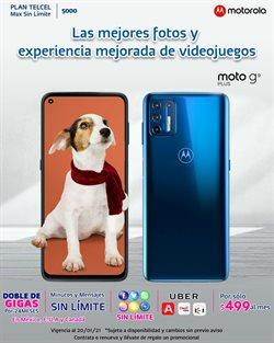 Ofertas de Electrónica y Tecnología en el catálogo de Telcel en Heróica Puebla de Zaragoza ( Caduca hoy )