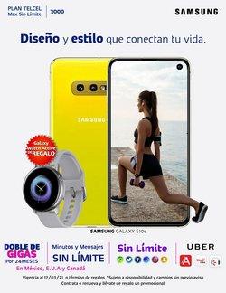 Ofertas de Electrónica y Tecnología en el catálogo de Telcel en Hidalgo del Parral ( 3 días publicado )