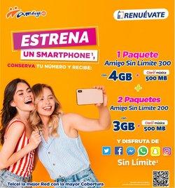 Ofertas de Electrónica y Tecnología en el catálogo de Telcel en Ciudad Cuauhtémoc (Chihuahua) ( 3 días más )