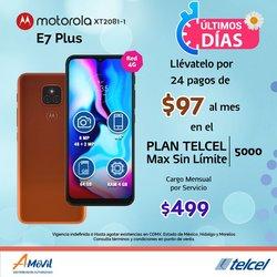 Ofertas de Electrónica y Tecnología en el catálogo de Telcel en Los Mochis ( 22 días más )