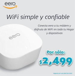 Ofertas de Electrónica y Tecnología en el catálogo de Telcel en Zacatecas ( Vence mañana )