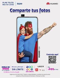 Ofertas de Telcel en el catálogo de Telcel ( Vencido)