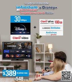 Ofertas de Telcel en el catálogo de Telcel ( 10 días más)
