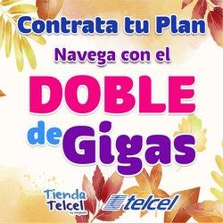 Catálogo Telcel ( 3 días más)