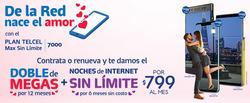 Ofertas de Plaza Los Encinos  en el folleto de Telcel en Tecate