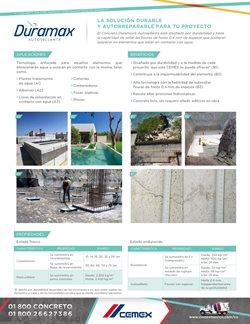 Ofertas de Masas en Cemex