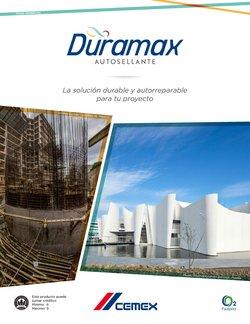 Ofertas de Cemex en el catálogo de Cemex ( 27 días más)