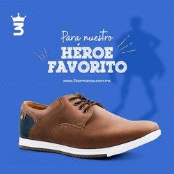 Ofertas de Ropa, Zapatos y Accesorios en el catálogo de Zapaterías 3 Hermanos ( Más de un mes)