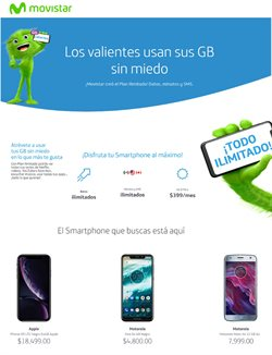 Ofertas de Movistar  en el folleto de León
