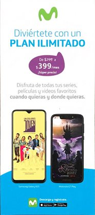 Ofertas de Movistar  en el folleto de Zapopan