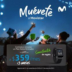 Ofertas de Electrónica y Tecnología en el catálogo de Movistar en San Luis Río Colorado ( Vence mañana )