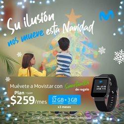 Ofertas de Electrónica y Tecnología en el catálogo de Movistar en Heróica Guaymas ( 3 días publicado )