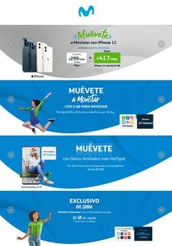 Ofertas de Electrónica y Tecnología en el catálogo de Movistar en Los Mochis ( 18 días más )