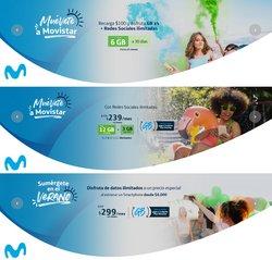 Ofertas de Movistar en el catálogo de Movistar ( Vencido)