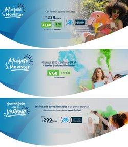 Ofertas de Movistar en el catálogo de Movistar ( Publicado ayer)