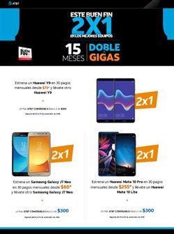 Ofertas de Nextel  en el folleto de Ocotlán (Jalisco)