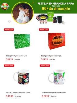 Ofertas de Hiper-Supermercados en el catálogo de Waldos ( Vence mañana)