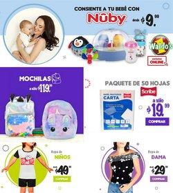Ofertas de Hiper-Supermercados en el catálogo de Waldos ( Vence hoy)