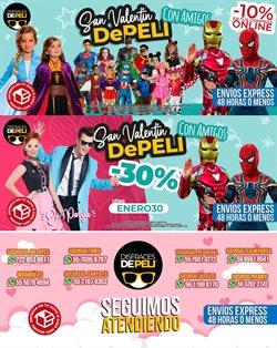 Ofertas de Juguetes y Niños en el catálogo de Disfraces de Peli en La Magdalena Contreras ( 2 días publicado )