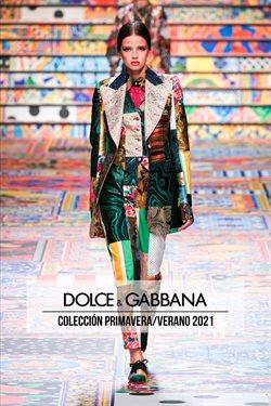Catálogo Dolce & Gabbana en Álvaro Obregón (CDMX) ( Caducado )