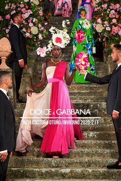 Catálogo Dolce & Gabbana ( Más de un mes )