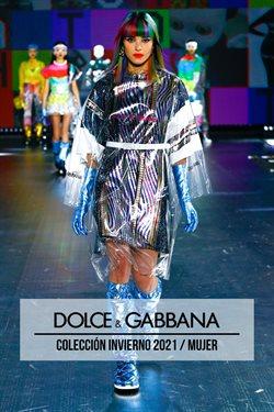 Catálogo Dolce & Gabbana ( Vencido)