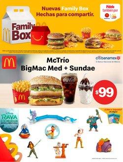 Ofertas de Restaurantes en el catálogo de McDonald's en Miguel Hidalgo ( 20 días más )