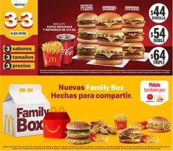 Ofertas de Restaurantes en el catálogo de McDonald's ( 10 días más)