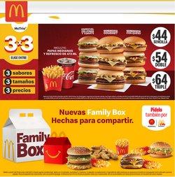Ofertas de Restaurantes en el catálogo de McDonald's ( 26 días más)