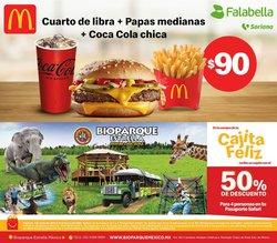 Ofertas de Restaurantes en el catálogo de McDonald's ( 4 días más)