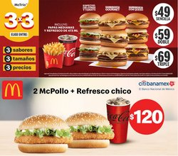 Ofertas de Restaurantes en el catálogo de McDonald's ( Publicado hoy)
