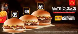 Ofertas de Restaurantes  en el folleto de McDonald's en Guaymas