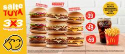 Ofertas de McDonald's  en el folleto de Ciudad Juárez