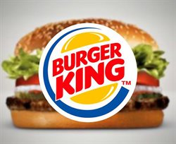 Ofertas de Restaurantes  en el folleto de Burger King en Hermosillo