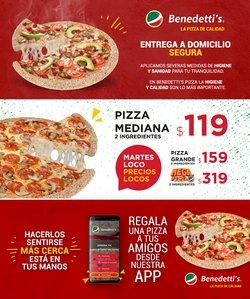 Catálogo Benedettis ( Vence hoy)