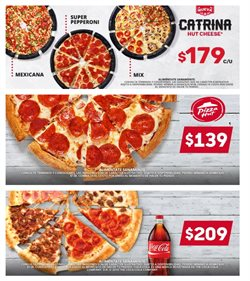 Ofertas de Restaurantes  en el folleto de Pizza Hut en Zapopan