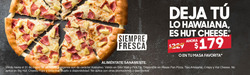 Ofertas de Pizza Hut  en el folleto de Acapulco