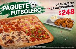 Ofertas de Pizza Hut  en el folleto de Ciudad Juárez
