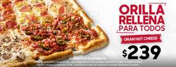 Ofertas de Pizza Hut  en el folleto de Cuautla (Morelos)