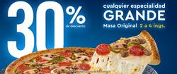 Ofertas de Domino's Pizza  en el folleto de Cuautla (Morelos)
