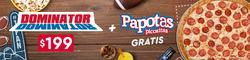 Ofertas de Domino's Pizza  en el folleto de Ecatepec