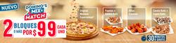 Ofertas de Domino's Pizza  en el folleto de Ciudad de México