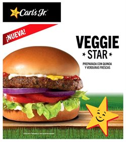 Ofertas de Restaurantes  en el folleto de Carl's Jr en Cancún