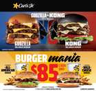 Ofertas de Restaurantes en el catálogo de Carl's Jr en Naucalpan (México) ( 17 días más )