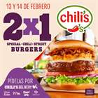 Catálogo Chili's ( Caducado )