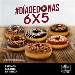 Ofertas de Restaurantes en el catálogo de El Globo en Irapuato ( Vence mañana )