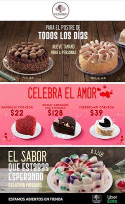 Ofertas de Restaurantes en el catálogo de El Globo en Naucalpan (México) ( Vence mañana )