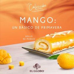 Ofertas de Restaurantes en el catálogo de El Globo ( 6 días más )
