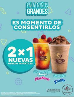 Ofertas de El Globo  en el folleto de Ciudad de México